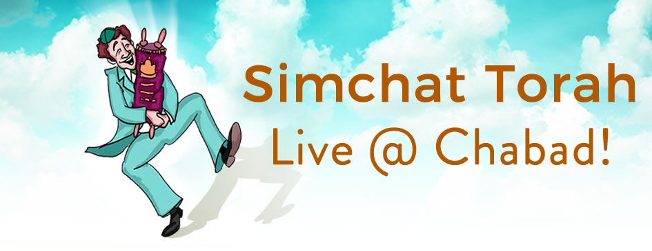 Simchat Torah @ Chabad
